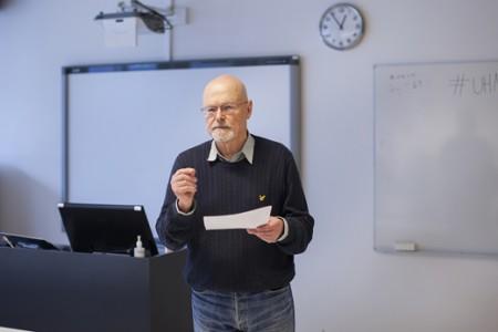 Thorvald Gran er professor i administrasjon og organisasjonsvitenskap ved UiB.