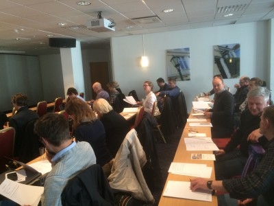 Det årlige seminaret er en viktig møteplass for de som jobber med PPU. Neste års seminar er allerede under planlegging!